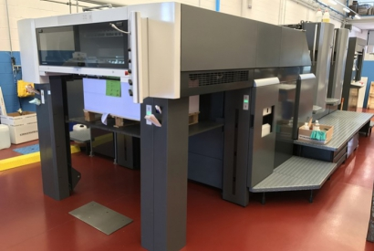 Two Heidelberg Two colours sold to Two reliable customers in Italy