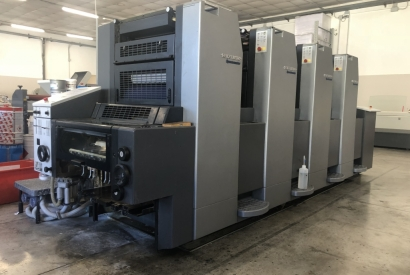 HEIDELBERG SM 52-4 sold to Indonesia