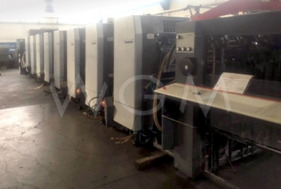 Heidelberg SM 102-8P sold to Heidelberger Druckmaschinen