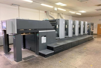 HEIDELBERG CD 102-5 year 2015 sold to Pachino (Sicily)